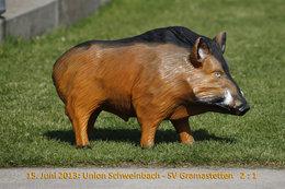 U.Schweinbach-SV Gramastetten (Fotos H. Luckeneder)