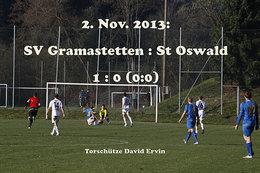 SV Gramastetten-St.Oswald (Fotos: H. Luckeneder)