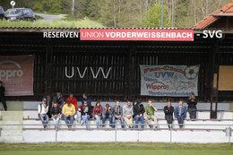 Union Vorderweißenbach - SV Gramastetten (Fotos: H.Luck.)