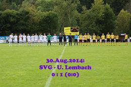 SV Gramastetten-Union Lembach (Fotos H.Luckeneder)