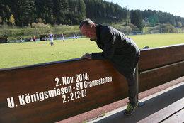 Union Königswiesen-SV Gramastetten (Fotos: H. Luckeneder)