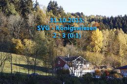 SVG-Königswiesen (Fotos: H. Luckeneder)