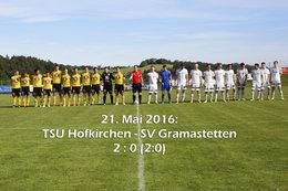 TSU Hofkirchen-SV Gramastetten (Fotos: H. Luckeneder)