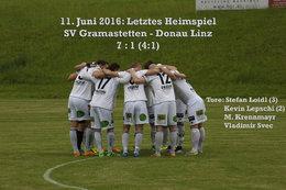 SV Gramastetten - Donau Linz 1B (Fotos: H. Luckeneder)
