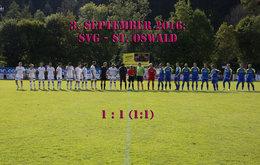 SV Gramastetten - Union St. Oswald (Fotos: H. Luckeneder)