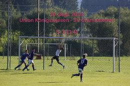 U.Königswiesen-SV Gramastetten (Fotos: H. Luckeneder
