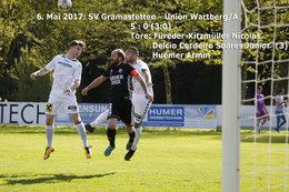 SV Gramastetten-U. Wartberg/A (Fotos: H. Luckeneder)