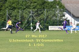 U.Schweinbach-SV Gramastetten (Fotos: H. Luckeneder)