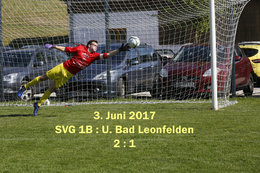 SV Gramastetten-Union Bad Leonfelden (Fotos: H. Luckeneder)