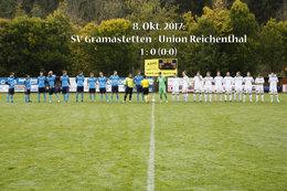 SV Gramastetten - Union Reichenthal (Fotos: H.Luckeneder)