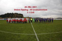 Union Öpping - SV Gramastetten