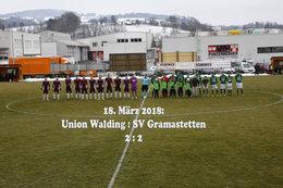 U. Walding - SVG (Fotos: H. Luckeneder)