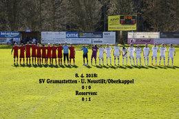 SV Gramastetten - U. Neustift/O. (Fotos: H. Luckeneder)