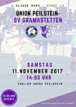 Union Peilstein- SV Gramastetten